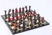 Satranç Takımı, Kh. 056, Osmanlı Ve Kırmızı Haçlıl...