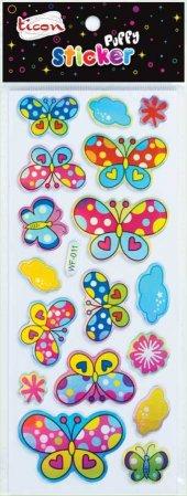 Ticon 138013 Sticker Puffy Tps 4