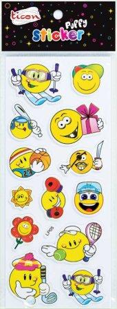 Ticon 138058 Sticker Puffy Tps 21