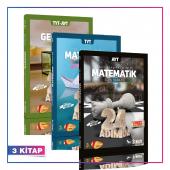 Sınav Yayınları Tyt Ayt Matematik Geometri 24 Adımda Özel Konu Anlatımlı Soru Bankası Kazandıran Set