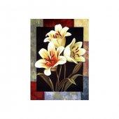 Lilium Flower Kanvas Tablo 50x70 Cm