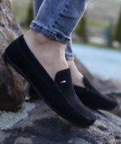 Lfg Süet Siyah Renk Günlük Ayakkabı