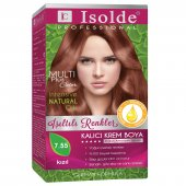 Zigavus Isolde Saç Boyası 7.55 Kızıl