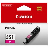 Canon Clı 551 Kırmızı Orjinal Kartuş