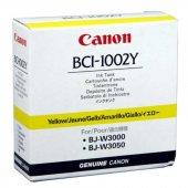 Canon Bcı 1002y Sarı Orjinal Kartuş