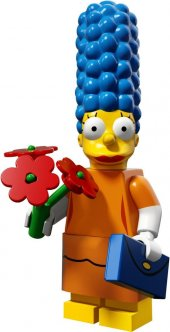 Lego Minifigures 71009 The Simpsons Series 2 2.marge