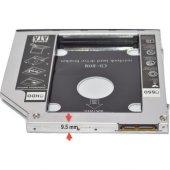 9.5mm Sata Hdd Harddisk Kızağı Caddy Kutu Laptop Ssd Notebook Kızak
