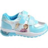 Frozen Kız Çocuk Spor Ayakkabı 92162 No 29