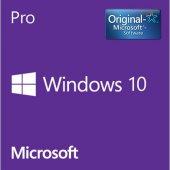Microsoft Windows 10 Pro Professional 32&64 Bit Dijital Lisans Ürün Anahtarı
