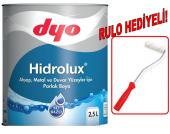 Dyo Hidrolux Su Bazlı Parlak Boya 2,5 3 Kg Beyaz