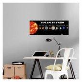 Güneş Sistemi 2 Duvar Sticker
