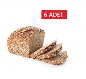 Ekmek Tam Buğdaylı Adet*6 Adet