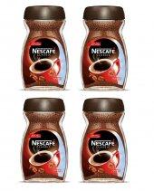 Nescafe Classic 100 Gr Cam*4 Adet