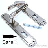 Barelli Anahtarlı Kapı Kolu 4 Adet 091339g
