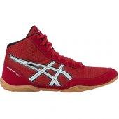 Asics Matflex 5 C545n Güreş Çocuk Ayakkabısı Çocuk Kırmızı