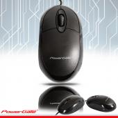 Powergate Kablolu Mouse E 190 S