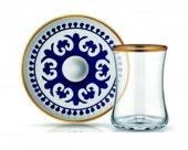 Koleksiyon Tiryaki Çay Seti 6lı Ahi