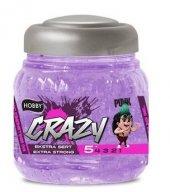 Hobby Crazy Saç Jölesi Ekstra Sert 150 Ml 6 Adet