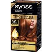 Syoss Oleo Intense Color 6 76 Sıcak Bakır 50 Ml