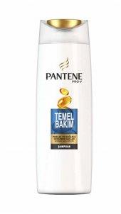 Pantene Şampuan Temel Bakım 250ml