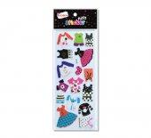 Ticon 138069 Sticker Puffy Tps 27