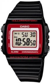Casio W 215h 1a2vdf Digital Erkek Saati Ersa Garantili