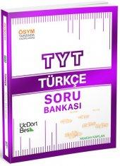 Tyt Türkçe Soru Bankası Üçdörtbeş Yayınları