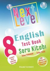 8.sınıf Next Level English Test Book Palme Yayınevi