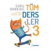 3.sınıf Tüm Dersler Soru Bankası Tudem Yayınları