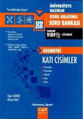 üniversiteye Hazırlık Geometri Katı Cisimler Çap Yayınları
