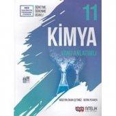 11. Sınıf Kimya Konu Anlatımı Nitelik Yayınları