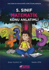 5. Sınıf Matematik Konu Anlatımlı Esen Yayınları