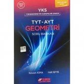 Tyt Ayt Geometri Soru Bankası Kırmızı Seri Esen Yayınları