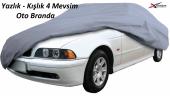 Ford Fusion Aracına Özel Oto Brandası 4 Mevsimlik...