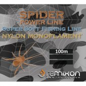 Remixon Spider Serisi 100m Poşet Monofilament Misi...