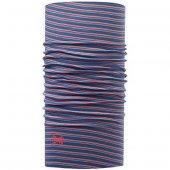 Buff Yarn Dyed Stripes College Original Çocuk Bandana