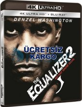 Equalizer 2 Adalet 2 4k Ultra Hd+blu Ray 2 Disk