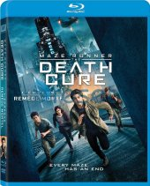 Maze Runner The Death Cure Labirent Son İsyan Blu Ray