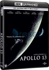 Apollo 13 4k Ultra Hd+blu Ray 2 Disk