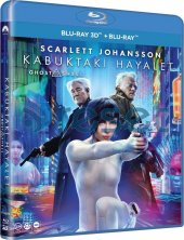 Ghost In The Shell Kabuktaki Hayalet 3d+2d Blu Ray 2 Disk