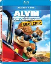 Alvin Ve Sincaplar Yol Macerası Blu Ray