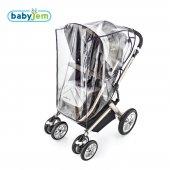Babyjem Yeni Bebek Arabası Yağmurluğu (Fitalatsız) 205