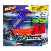 Nerf Nitro Throttleshot Blitz C0780 Yeşil Araba Fırlatan Silah