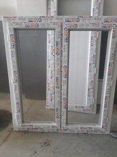 110x120 Orpen Çift Cam,çift Kanat Pencere