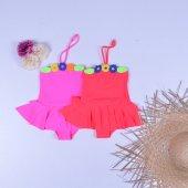 Endeep Kız Çocuk Mayo Bikini 21500