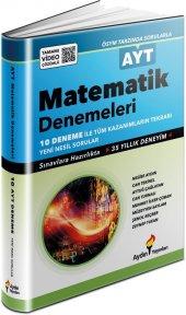 Aydın Yayınları Ayt 10 Matematik Denemeleri