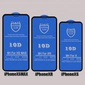 Iphone 7 X 9d Süper Tutkal Full Kaplama Cam