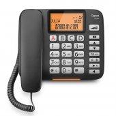 Gigaset Dl 580 Hafızalı Büyük Tuşlu Yaşlılar İçin Kablolu Telefon