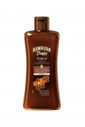 Hawaiian Tropic Tropical Coconut Tanning Güneşten Koruyucu Ve Bronzlaştırıcı Yağ 200 Ml