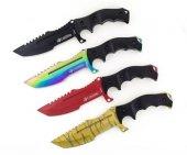 Columbia 0026 21,5 Cm Av Kamp Bıçağı Çakı Bıçak 4 Renk + Kılıf